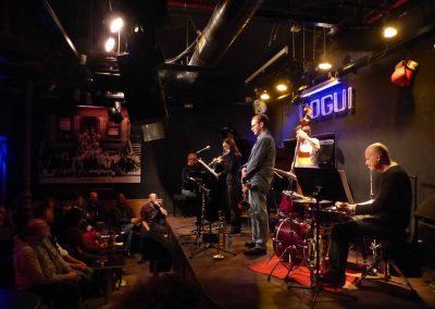 Jamie Baum Quintet at Bogui copy