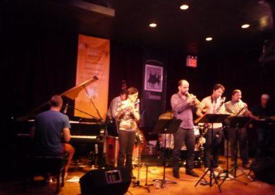 Septet at JazzGallery