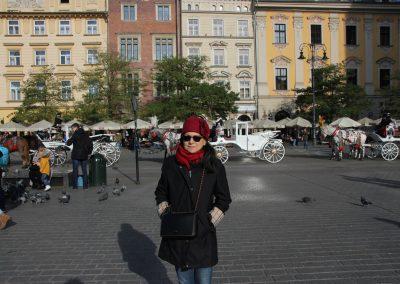 Touring Krakow